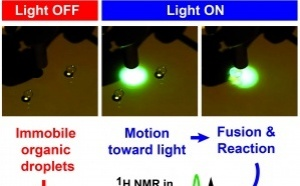 First LED-based digital optofluidics for organic synthesis accepted in Langmuir!