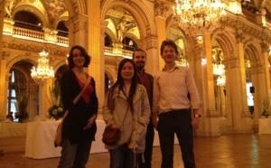 Celebrating Prof. Haroche's 2012 Nobel Prize in Physics!