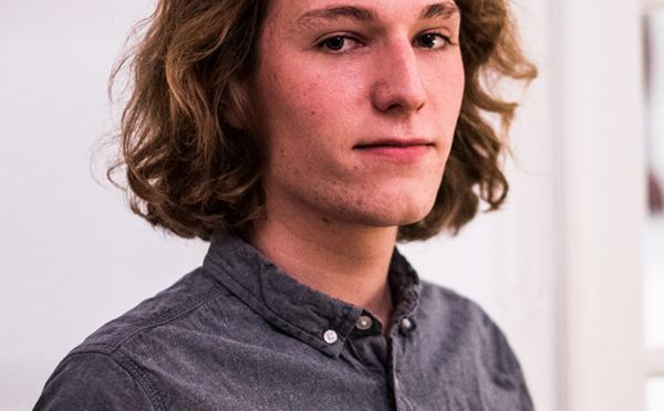 Antoine Lévrier, M2
