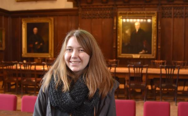 Tiffany Guitton-Spassky, intern